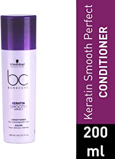 BC Bonacure by Schwarzkopf Keratin Smooth Perfect Conditioner 200ml
