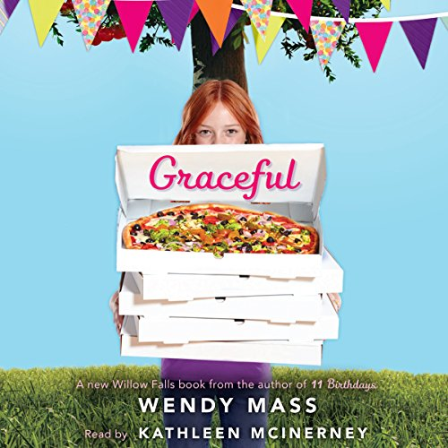 Graceful                   By:                                                                                                                                 Wendy Mass                               Narrated by:                                                                                                                                 Kathleen McInerney                      Length: 5 hrs and 22 mins     69 ratings     Overall 4.7