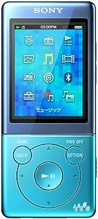 SONY ウォークマン Sシリーズ [メモリータイプ] 16GB ブルー NW-S775/L