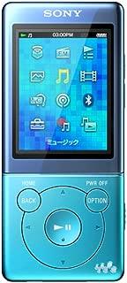 SONY ウォークマン Sシリーズ 8GB ブルー NW-S774/L