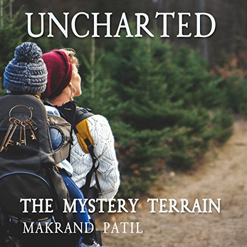 Uncharted: The Mystery Terrain audiobook cover art