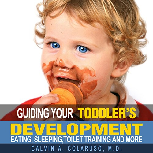 Guiding Your Toddler's Development audiobook cover art