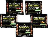 CharcutNuvo: Organic Beef Sausage Variety Pack - 10oz, 5 Pack - Organic, Paleo, Non-GMO - Cooked, Grass-Fed, USA Beef - No Antibiotics, Hormones, Gluten, Dairy or Added Sugar - No Nitrites or Nitrates