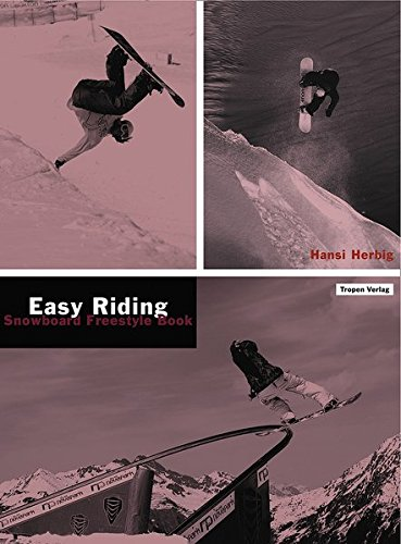 Easy Riding: Snowboard Freestyle Book (cc - carbon copy books)