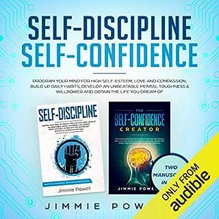 Self-Discipline, Self-Confidence audiobook cover art