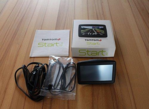 TomTom Start 20 CE Traffic - Navegador GPS con mapas de Europa Central (4.3 pulgadas) [importado de Alemania]