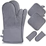 Win Change Oven Mitts and Pot Holders...