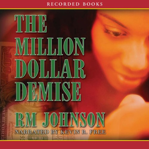 The Million Dollar Demise audiobook cover art