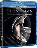 First Man (BD + DVD Extras) [Blu-ray]