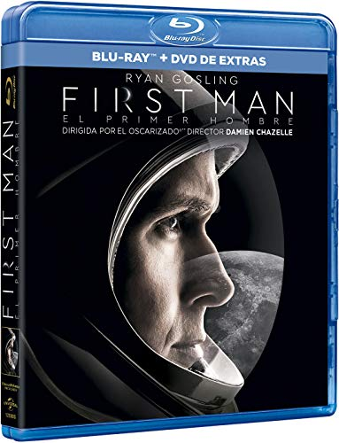 First Man (Blu-Ray + DVD