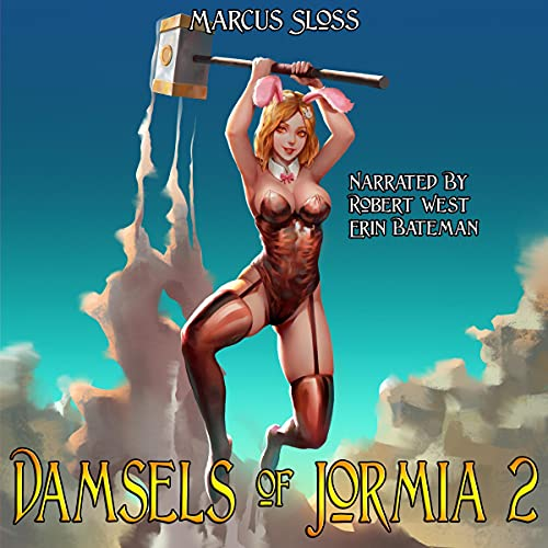 Damsels of Jormia 2: A Light Novel cover art