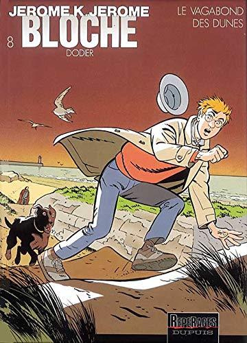 Jérôme K. Jérôme Bloche, tome 8: Le Vagabond des dunes