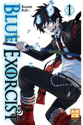 Blue Exorcist - Tome 1 (Blue Exorcist (1))