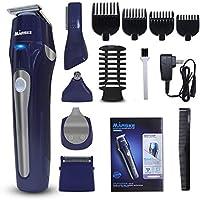 Gloue Store 5 in 1 Multifunctional Suit Hair Clippers Men's Grooming Kit