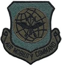 Air Force Air Mobility Command SUBDUED Patch