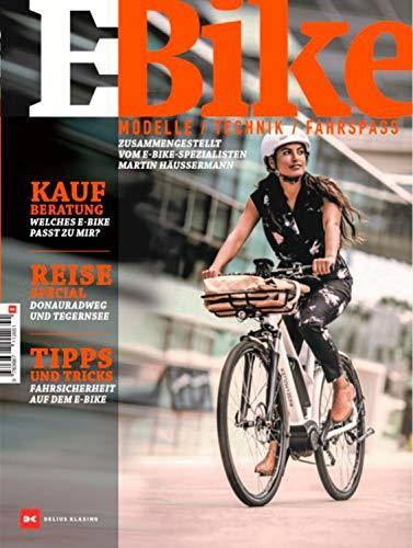 E-Bike 2020: Modelle – Technik– Fahrspaß (DK Green) (German Edition)