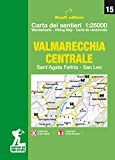Valmarecchia centrale. Sant'Agata Feltria, San Leo, San Marino