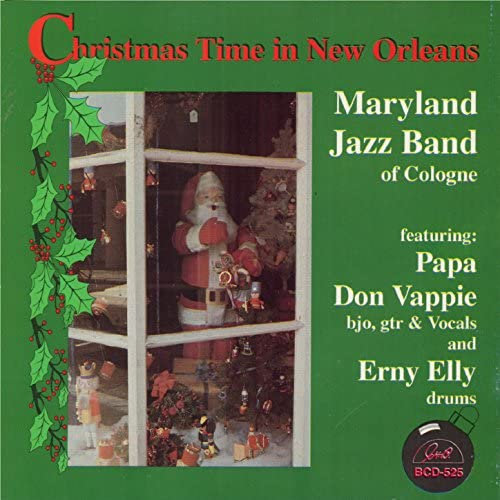 Maryland Jazz Band of Cologne feat. Papa Don Vappie & Erny Elly