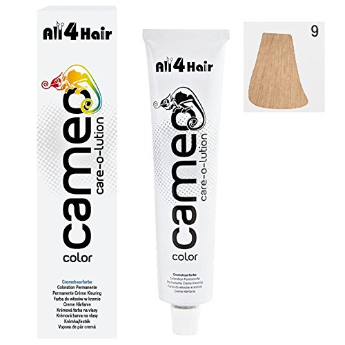 Cameo Color Haarfarbe 9 lichtblond 60 ml Cameo Color - Haarfarbe 9 lichtblond - 60 ml