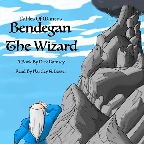Couverture de Bendegan the Wizard