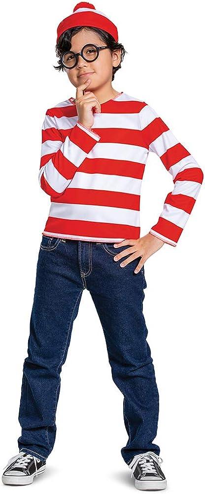 Kids Classic Where's Waldo Costume