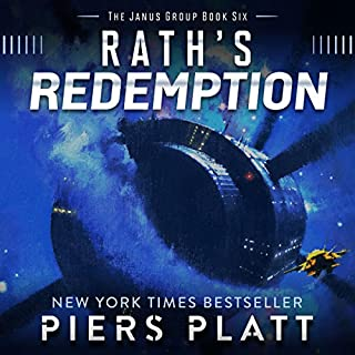 Rath's Redemption audiobook cover art