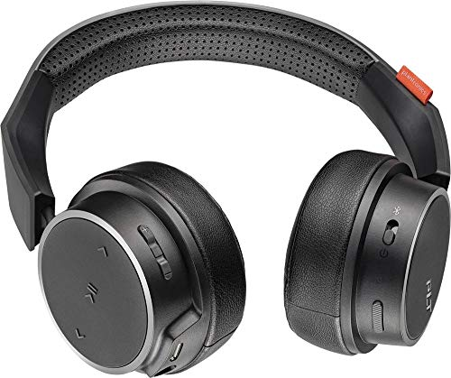 Plantronics BackBeat FIT 505 Wireless On Ear Headphones Black