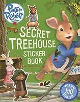 Peter Rabbit Animation: Secret Treehouse Sticker Activity Book (BP Animation)