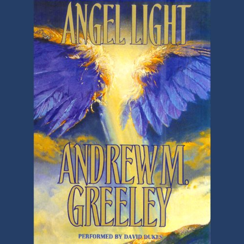 Angel Light audiobook cover art