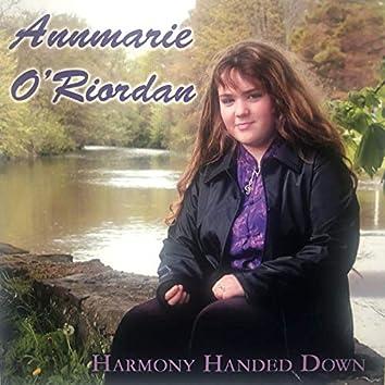 Harmony Handed Down