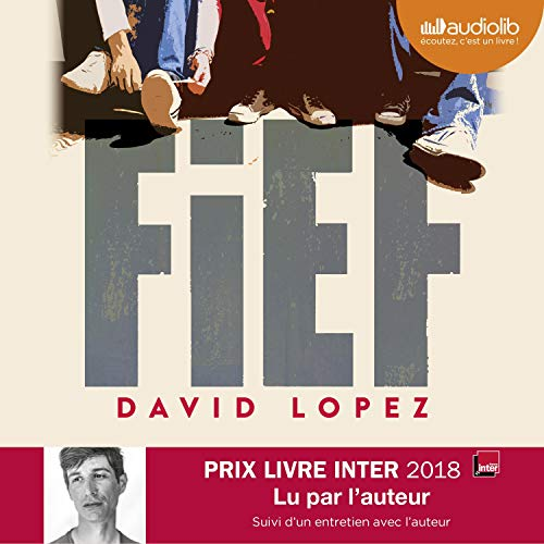 Fief audiobook cover art