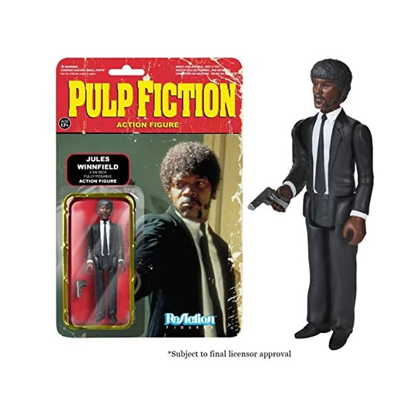 Figura Pulp Fiction Jules Winnfield 1