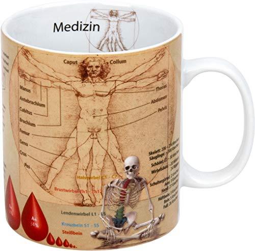 Könitz Kaffeebecher Wissensbecher (Medizin)