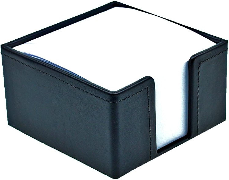 Zettelkasten PREMIUM LEDER LEDER LEDER BOXCALF schwarz (glatt) B071CNMXS1 | Guter weltweiter Ruf  54dd0b