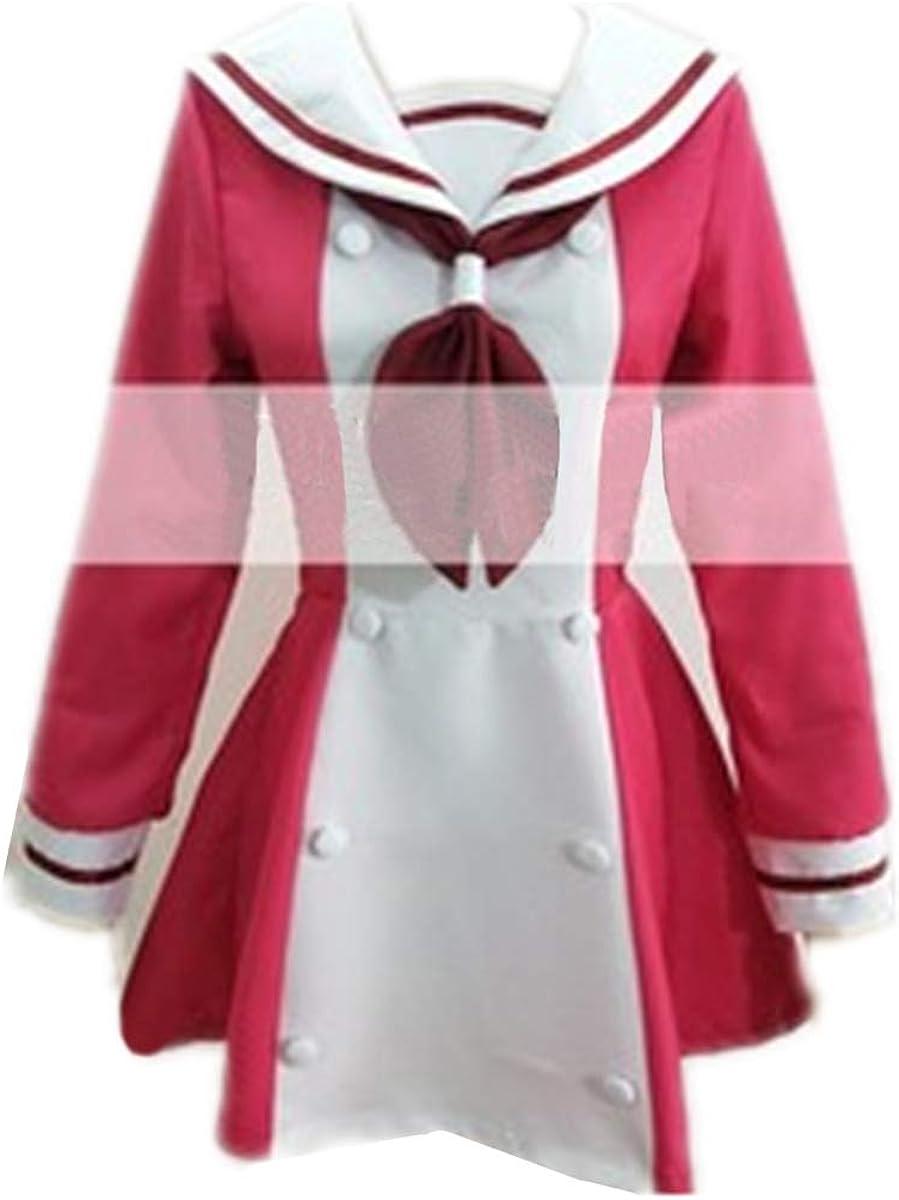Munouna Nana Hiiragi Washington Mall New Free Shipping Cosplay Costume Uniform Suit Sailor School