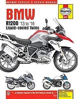 Coombs, M: BMW R1200 Dohc Liquid-Cooled Twins (13 - 16) (