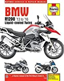 BMW R1200 Dohc Liquid-Cooled Twins (13 - 16) (Haynes Service & Repair Manual)