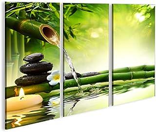 Amazon.fr : tableau triptyque zen