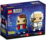 LEGO 41611 Brickheadz Marty McFly and Doc Brown