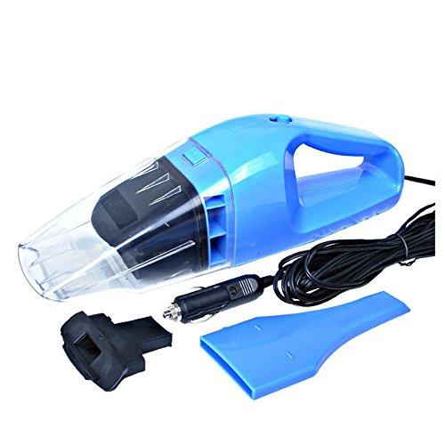 LLZXCQ Stofzuiger voor auto/stofzuiger voor auto, droog en absorberend, super 5 meter, vloerstofzuiger voor tegels, blauw