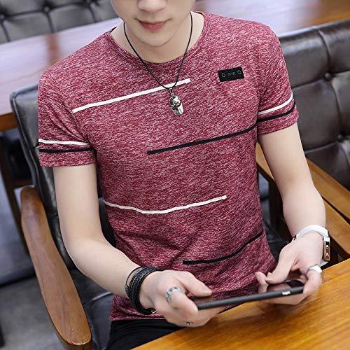 ZJZ T Seda de Manga Corta de los Hombres Calientes del Estilo de la versión de la impresión de la Camiseta de los Hombres de los Hombres en Nombre de los ex Gratia Ropa Digitales AliExpress