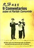 9 Comentarios Sobre El Partido Comunista