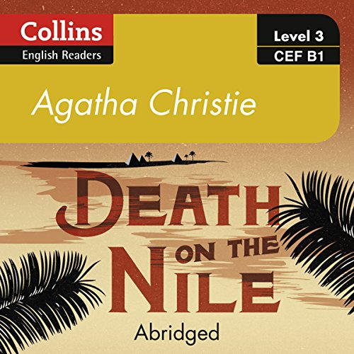 Death on the Nile audiobook cover art