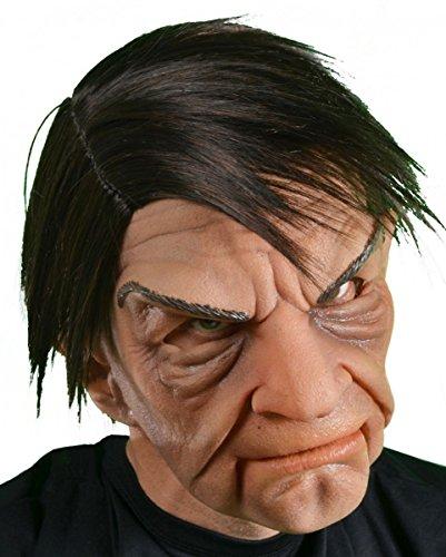 Horror-Shop M. Prick masque avec des cheveux