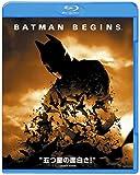 バットマン ビギンズ[Blu-ray/ブルーレイ]