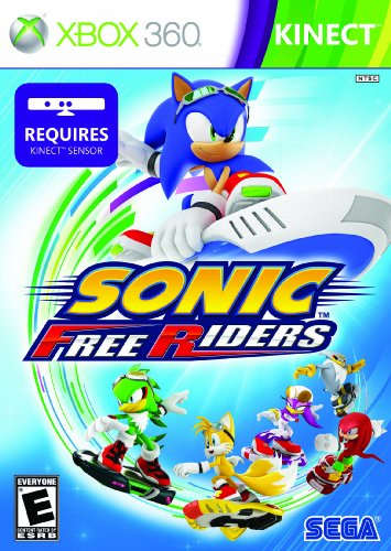 SEGA Sonic Free Riders, Xbox 360