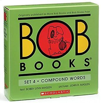 Bob Books Set 4 - Complex Words by Bobby Lynn Maslen  2006  Paperback