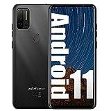 Unlocked Smartphone Ulefone Note 11P Android 11 P60 Octa-core 8GB+ 128GB Cell Phone Unlocked, 48MP Five Camera 6.55' HD+ Fullview Display 4400mAh Battery Global Dual SIM 4G LTE Unlocked Phones