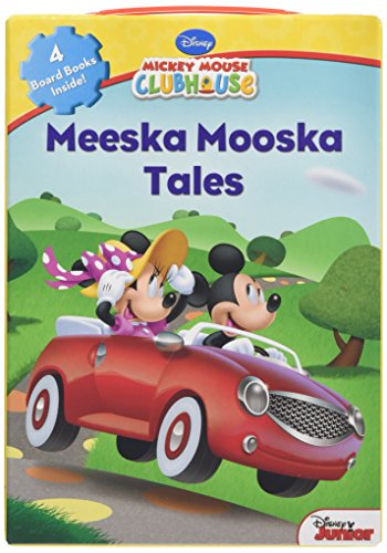 Mickey Mouse Clubhouse Meeska Mooska Tales: Board Book Boxed Set