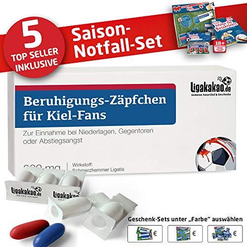 Alles für Kiel-Fans by Ligakakao.de Kaffee-Becher ist jetzt das GROßE Saison Notfall Set